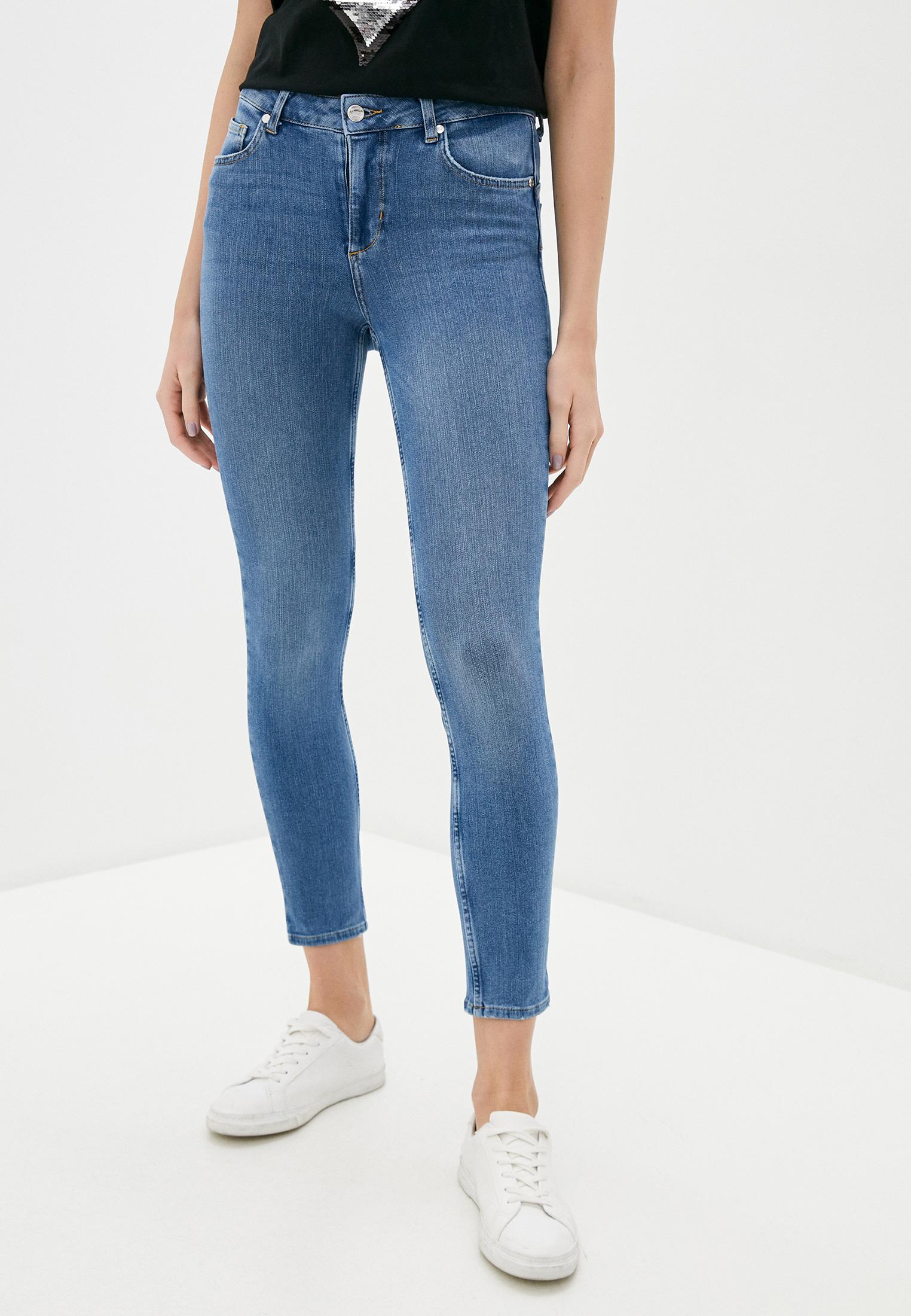Зауженные джинсы Silvian Heach PGP20300JE