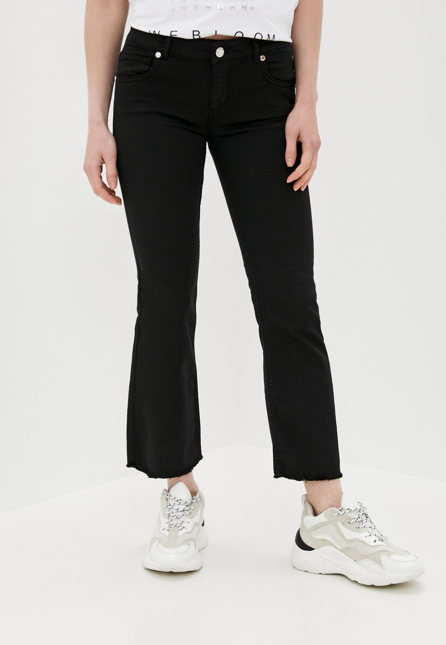 Широкие и расклешенные джинсы Silvian Heach PGP19696JC