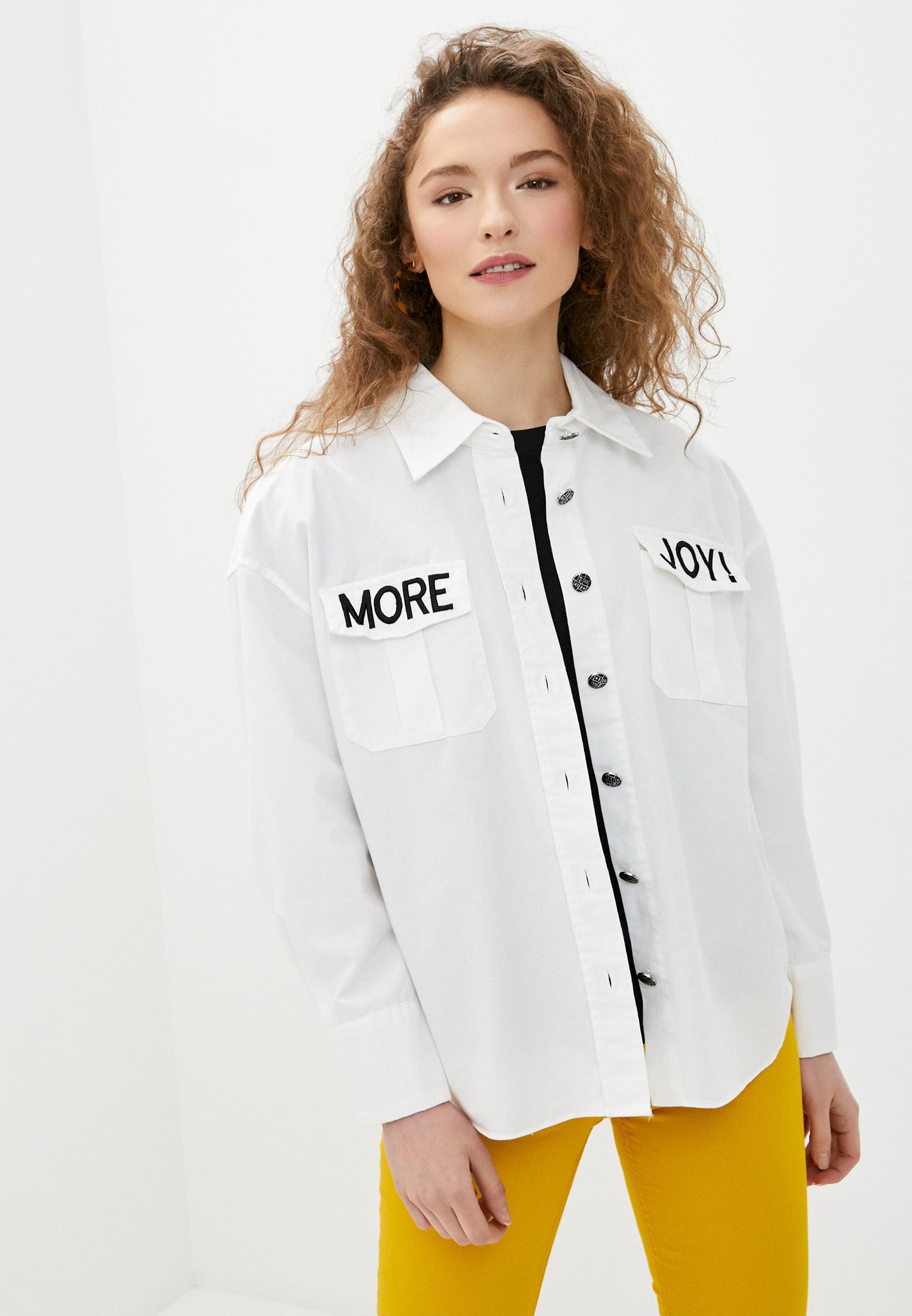 Женские рубашки с длинным рукавом Silvian Heach PGP20437CA