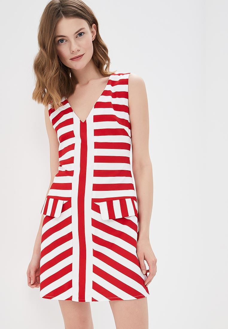 Платье SK House #2211-2180крас.: изображение 4