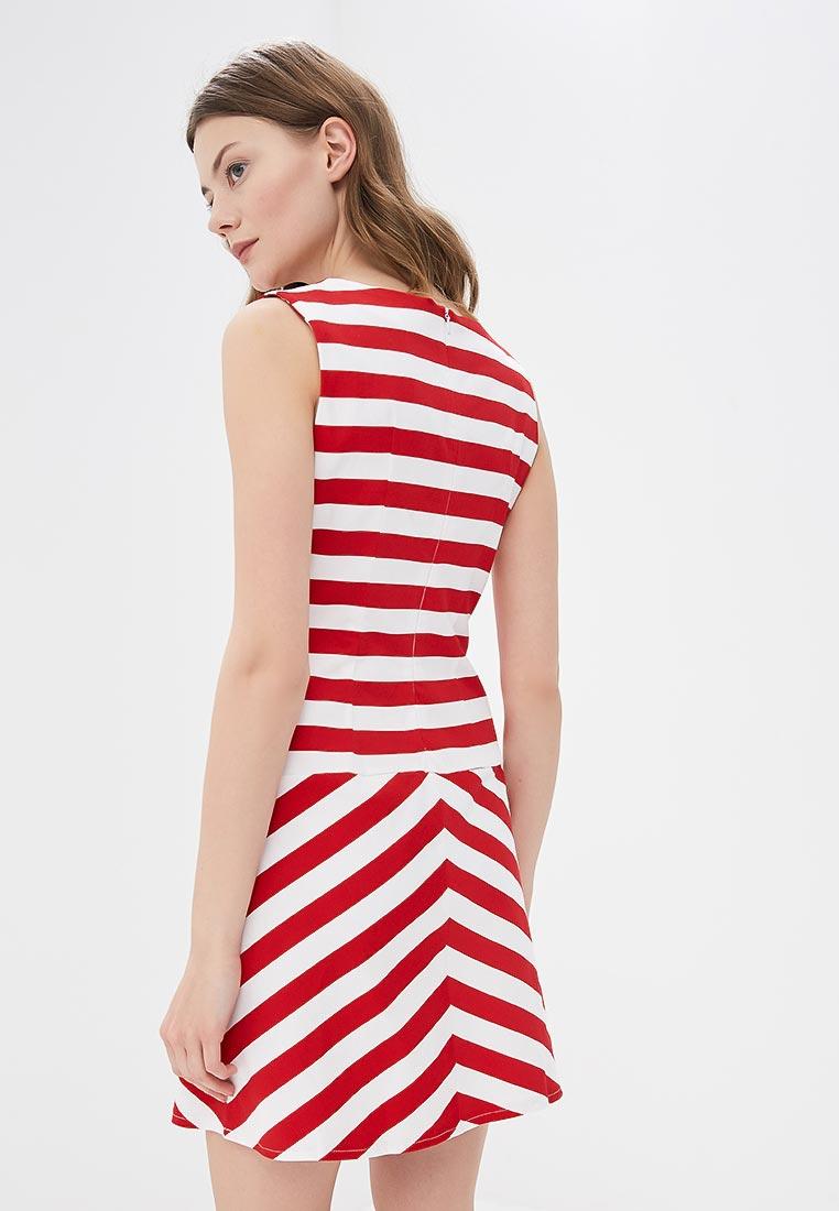 Платье SK House #2211-2180крас.: изображение 6