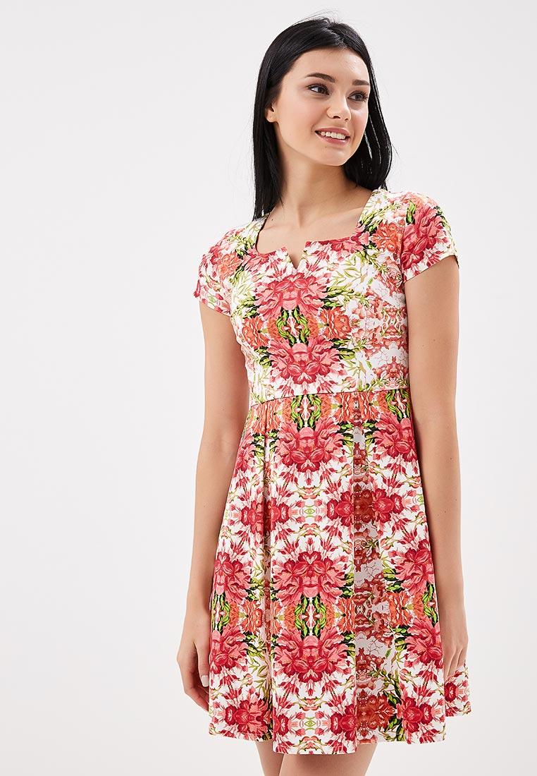 Вечернее / коктейльное платье SK House #2211-2185 крас.