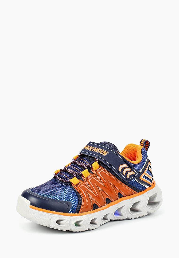 Кроссовки для мальчиков Skechers 90585L