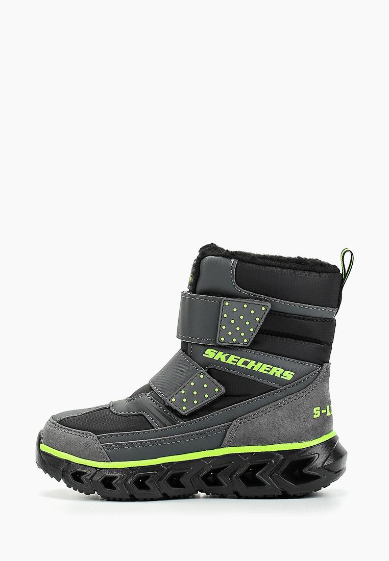 Ботинки для мальчиков Skechers 90588L