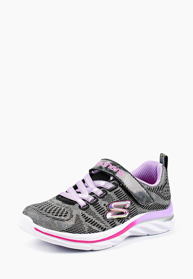 Кроссовки для девочек Skechers 81290L