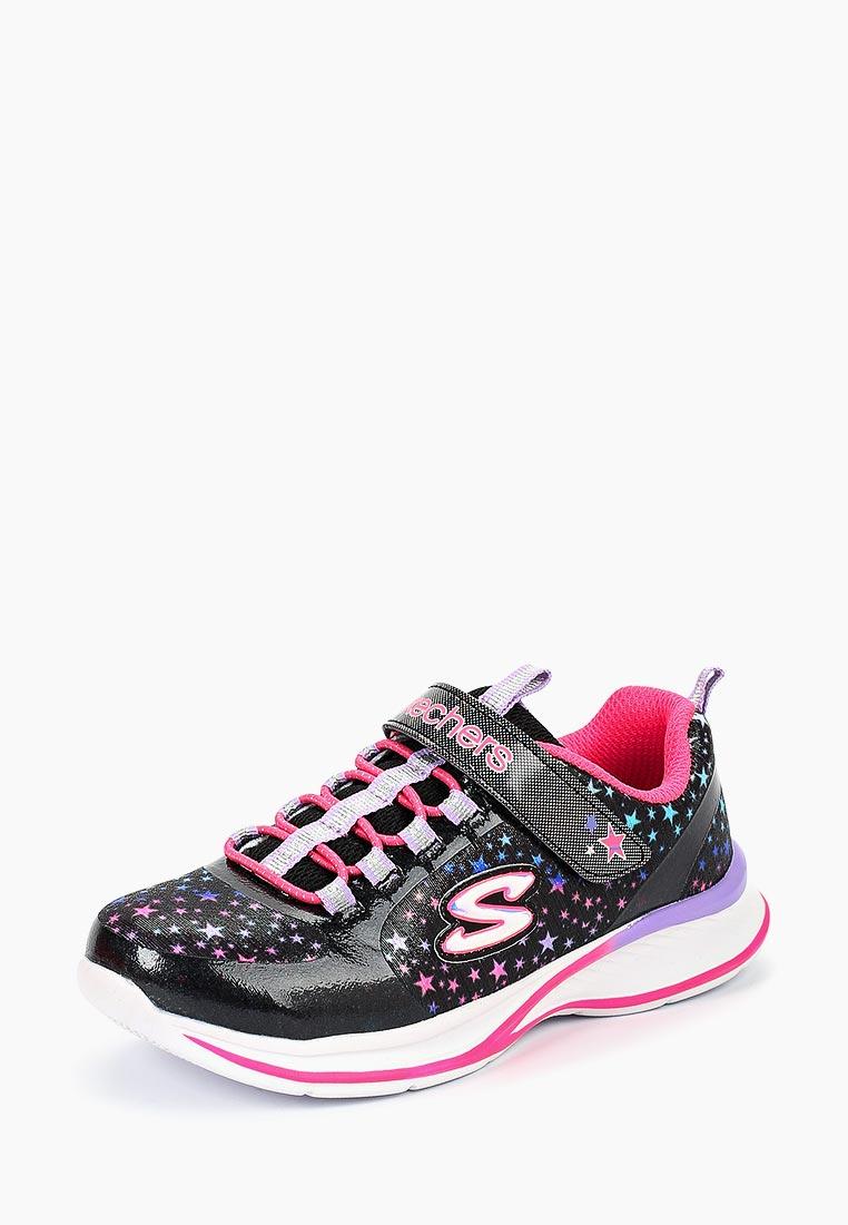 Кроссовки для девочек Skechers 81390L