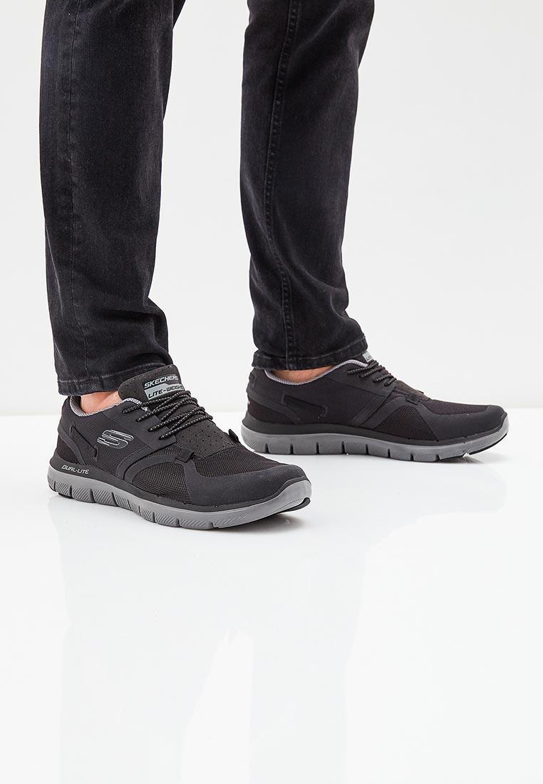 Мужские кроссовки Skechers (Скетчерс) 52122: изображение 5