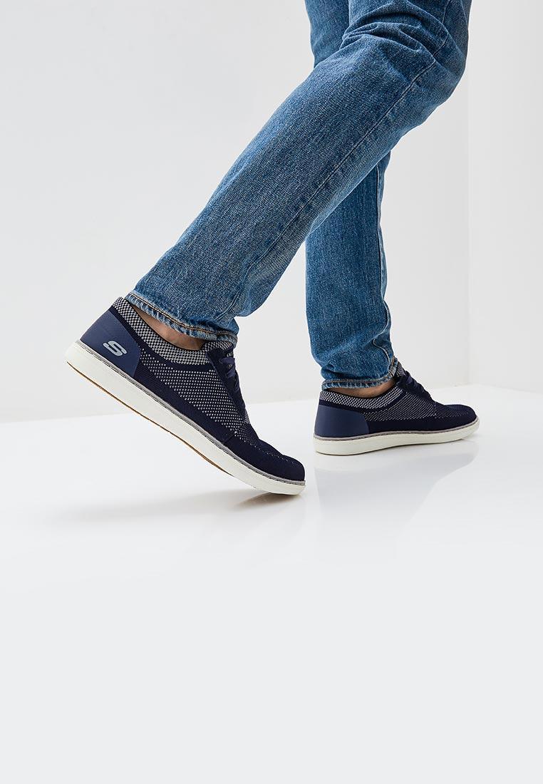 Мужские кроссовки Skechers (Скетчерс) 65089: изображение 5