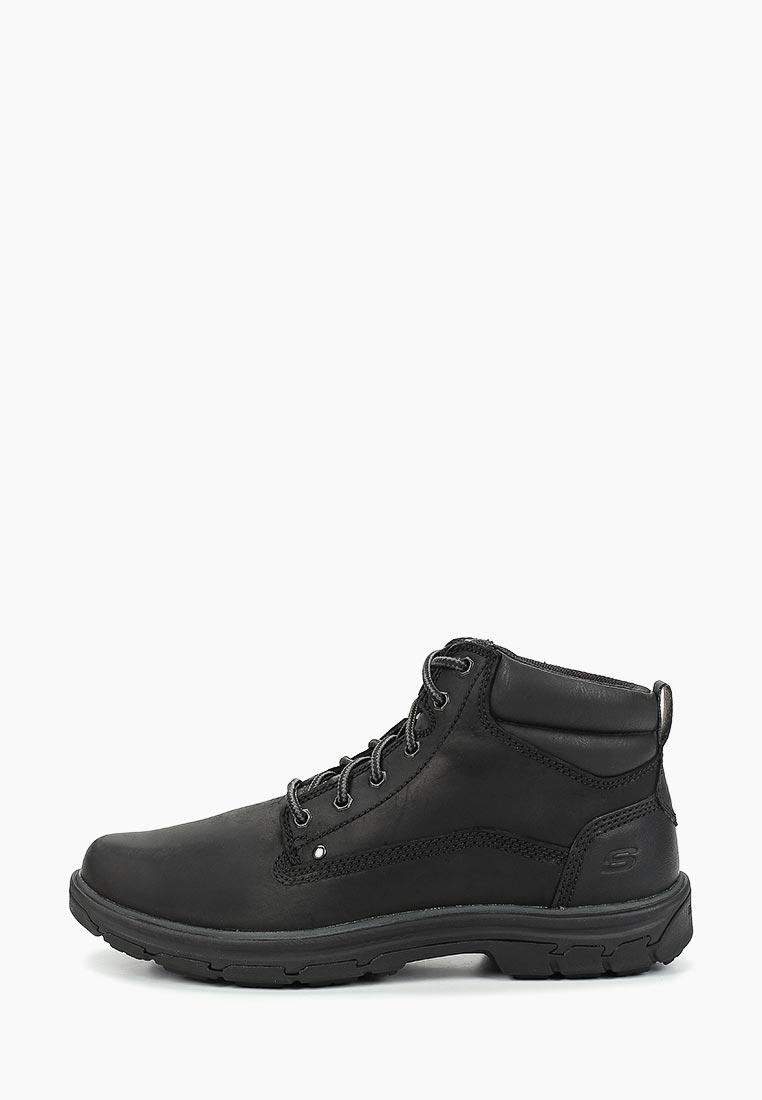 Спортивные мужские ботинки Skechers (Скетчерс) 65573