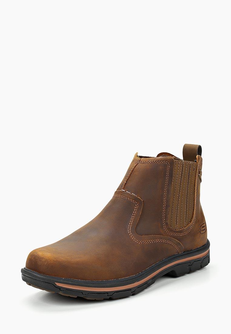 Мужские ботинки Skechers (Скетчерс) 64263