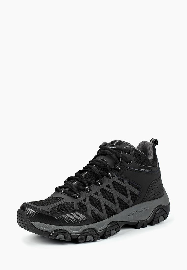 Спортивные мужские ботинки Skechers (Скетчерс) 51845