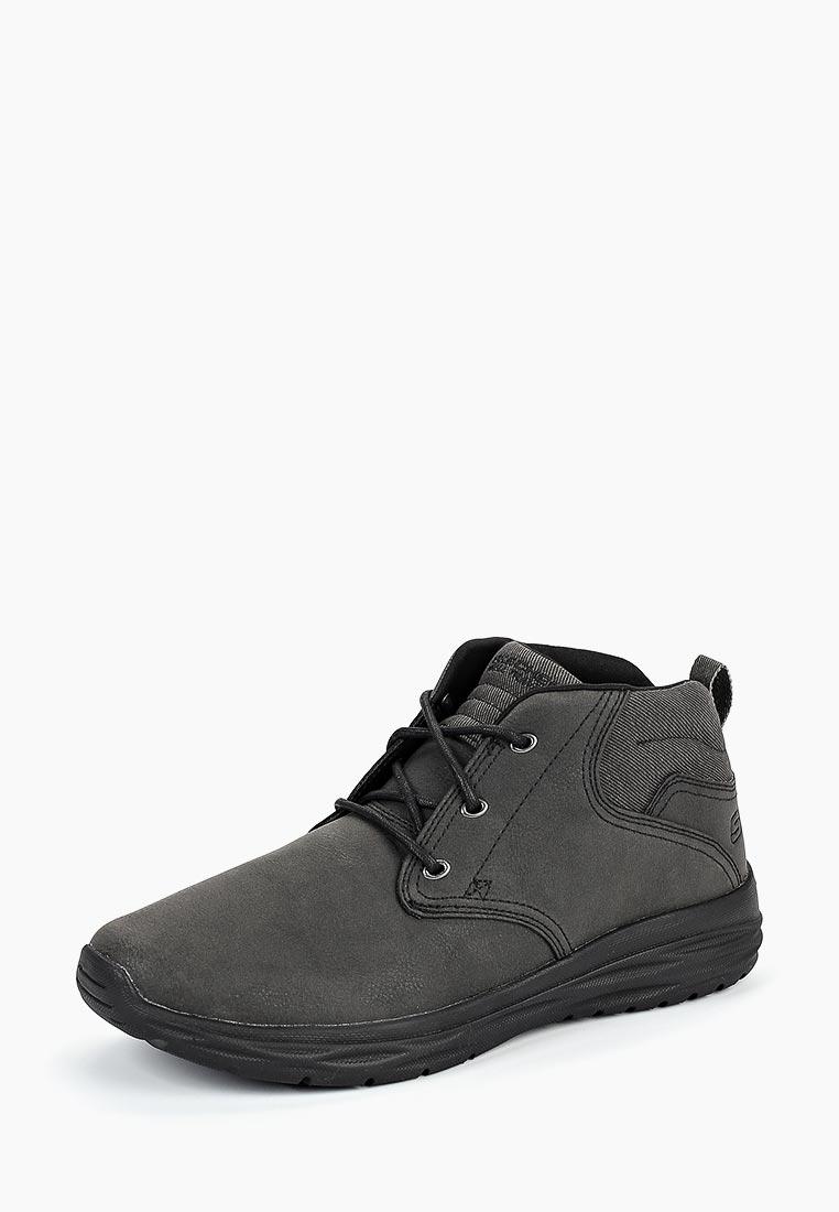Мужские ботинки Skechers (Скетчерс) 65622
