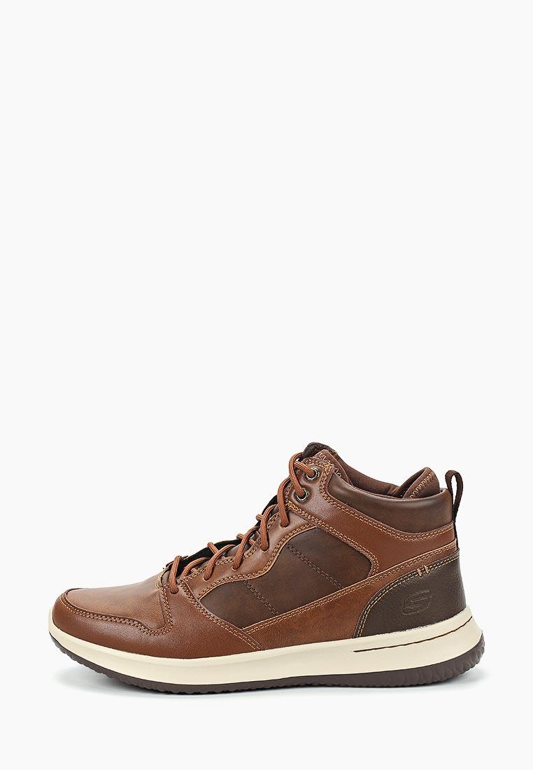 Мужские кроссовки Skechers (Скетчерс) 65691