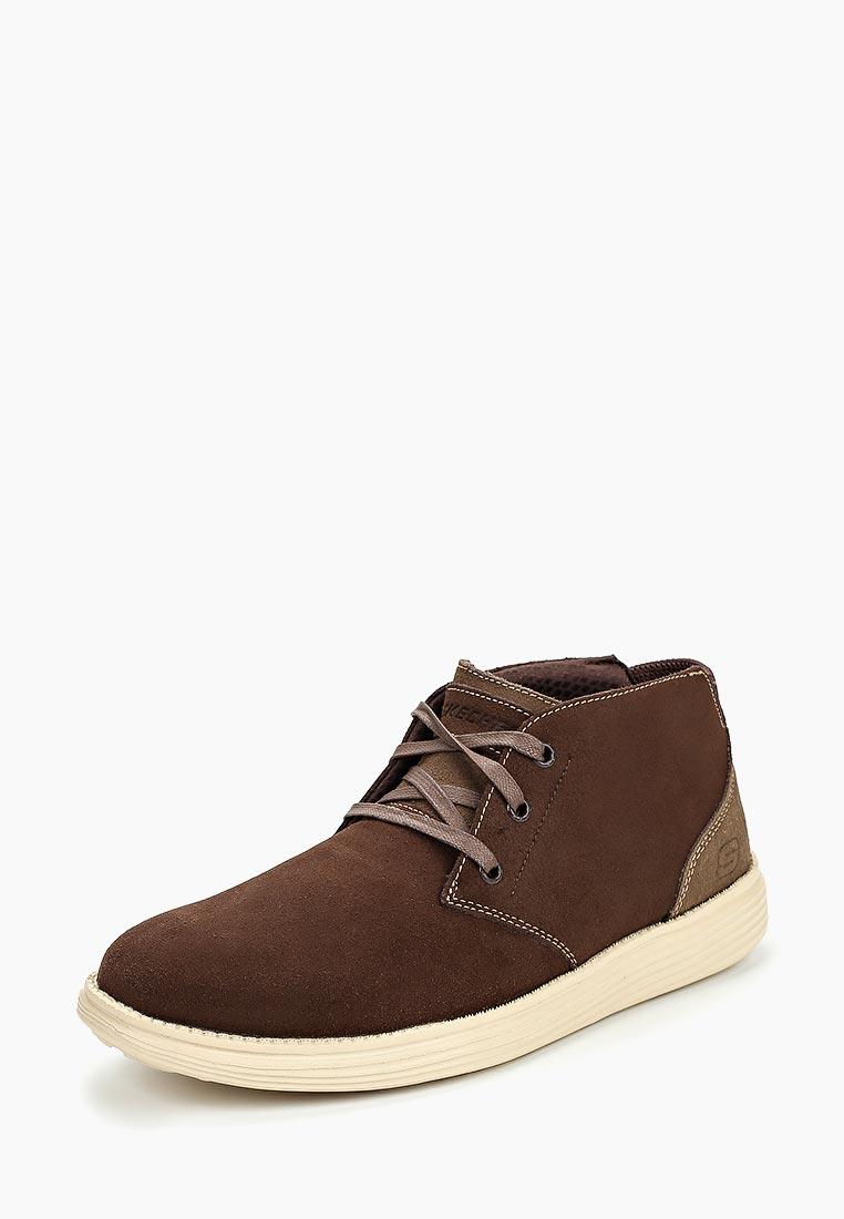 Мужские ботинки Skechers (Скетчерс) 65551