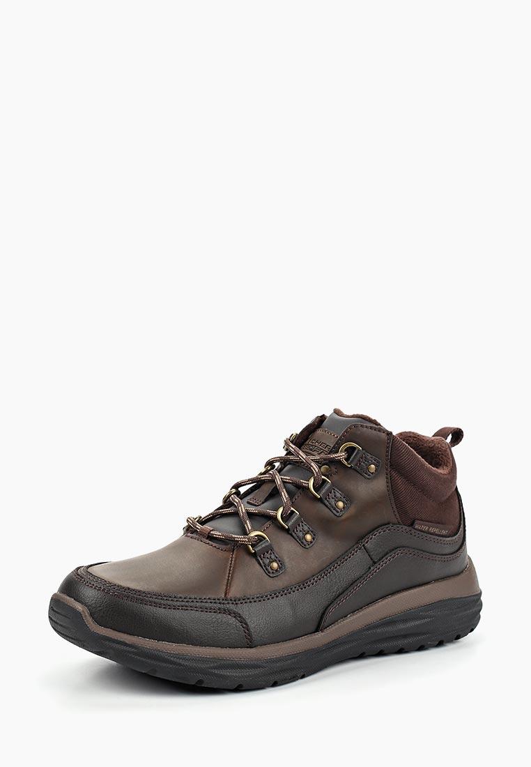 Спортивные мужские ботинки Skechers (Скетчерс) 999170