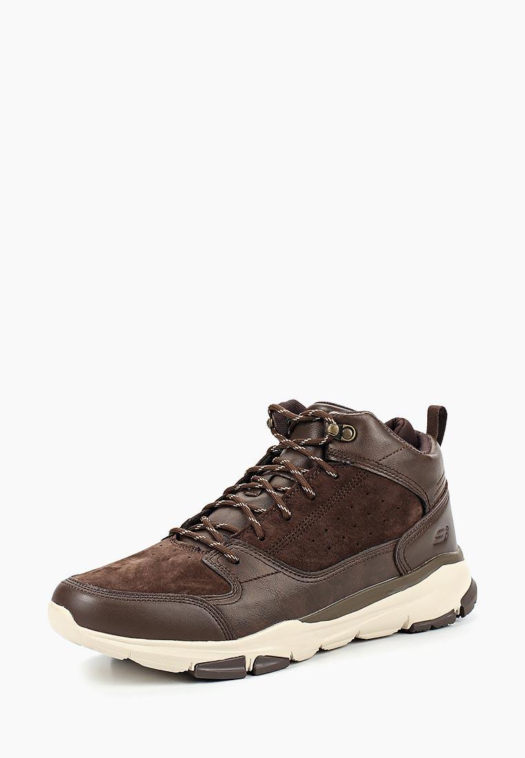 Мужские кроссовки Skechers (Скетчерс) 65731