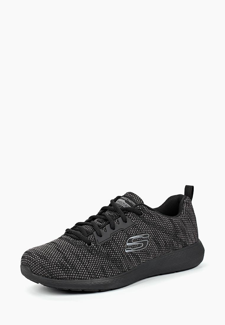 Мужские кроссовки Skechers (Скетчерс) 52882