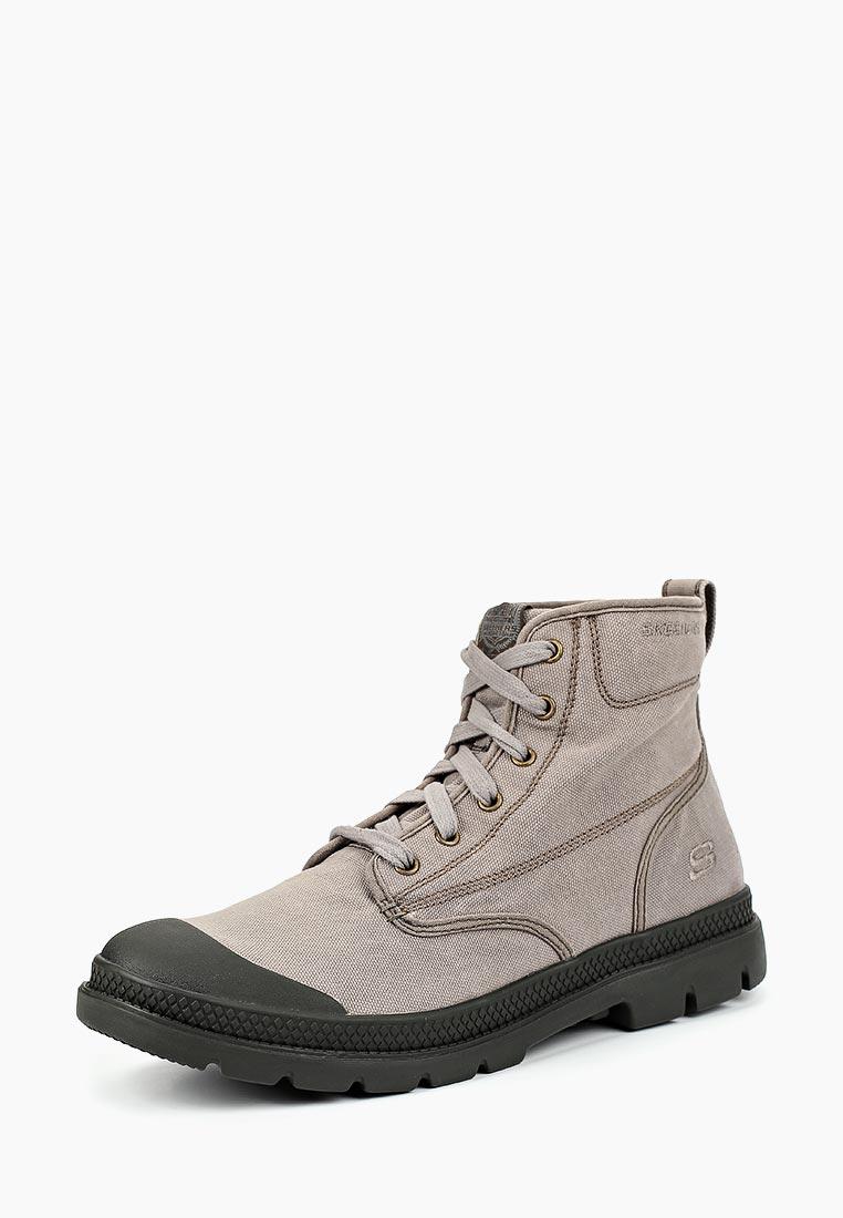 Мужские ботинки Skechers 65037