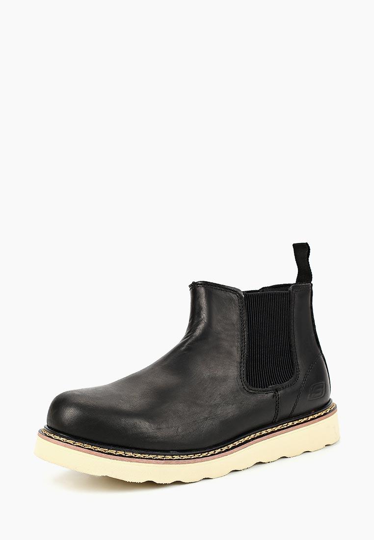 Мужские ботинки Skechers (Скетчерс) 77137