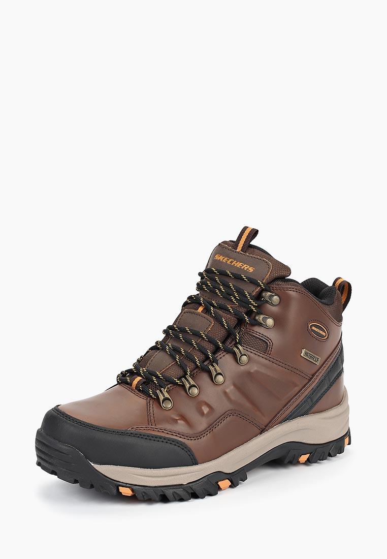 Спортивные мужские ботинки Skechers (Скетчерс) 65529