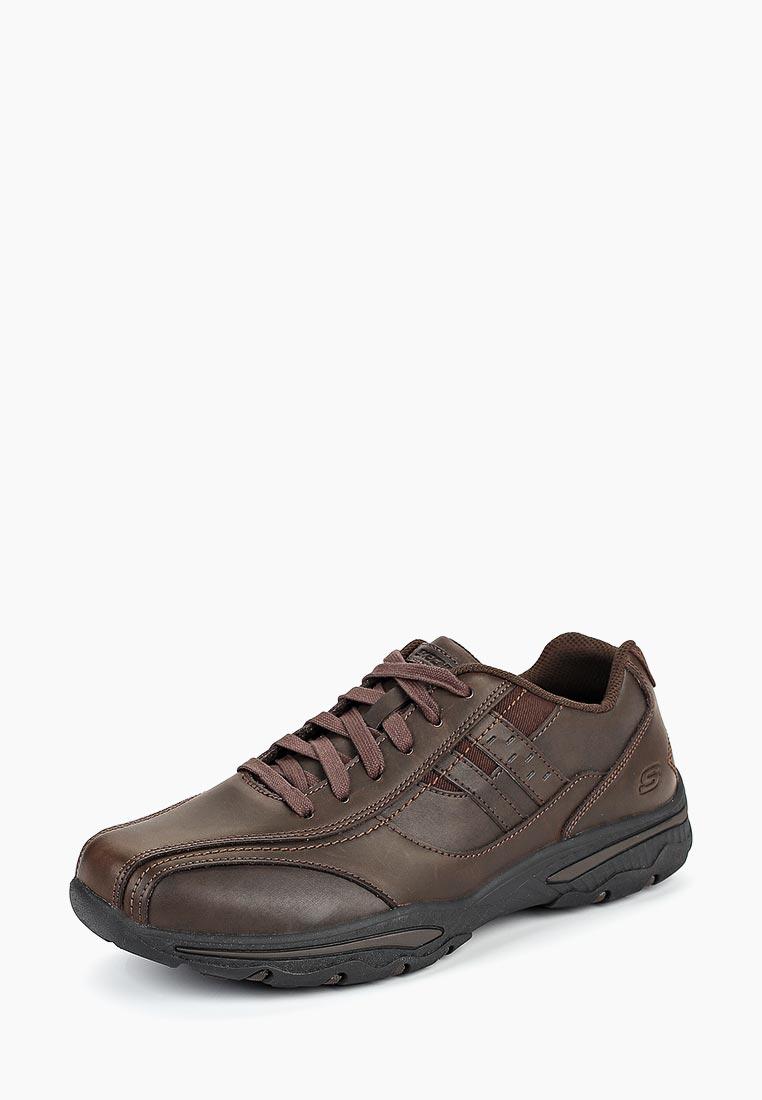 Мужские ботинки Skechers (Скетчерс) 65354