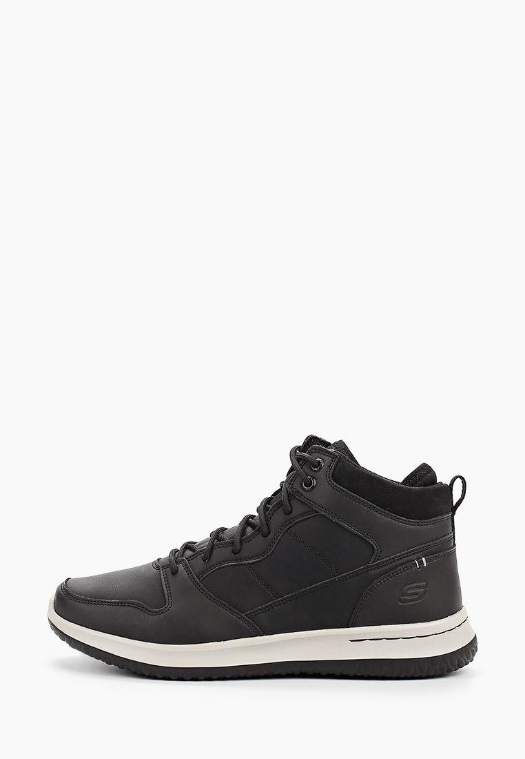 Спортивные мужские ботинки Skechers (Скетчерс) 65691