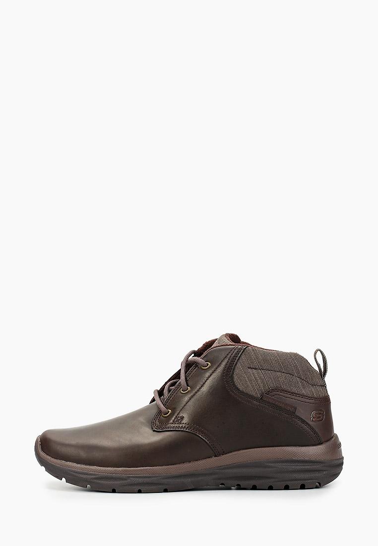 Спортивные мужские ботинки Skechers (Скетчерс) 999200