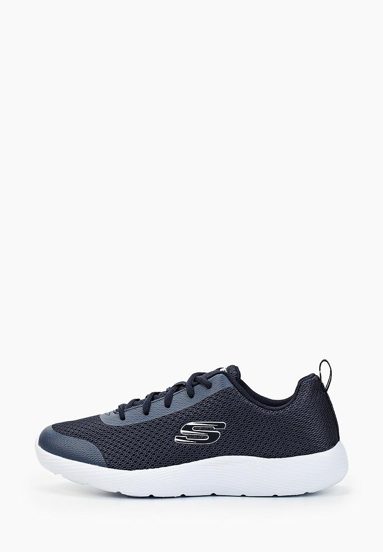 Мужские кроссовки Skechers (Скетчерс) 52531