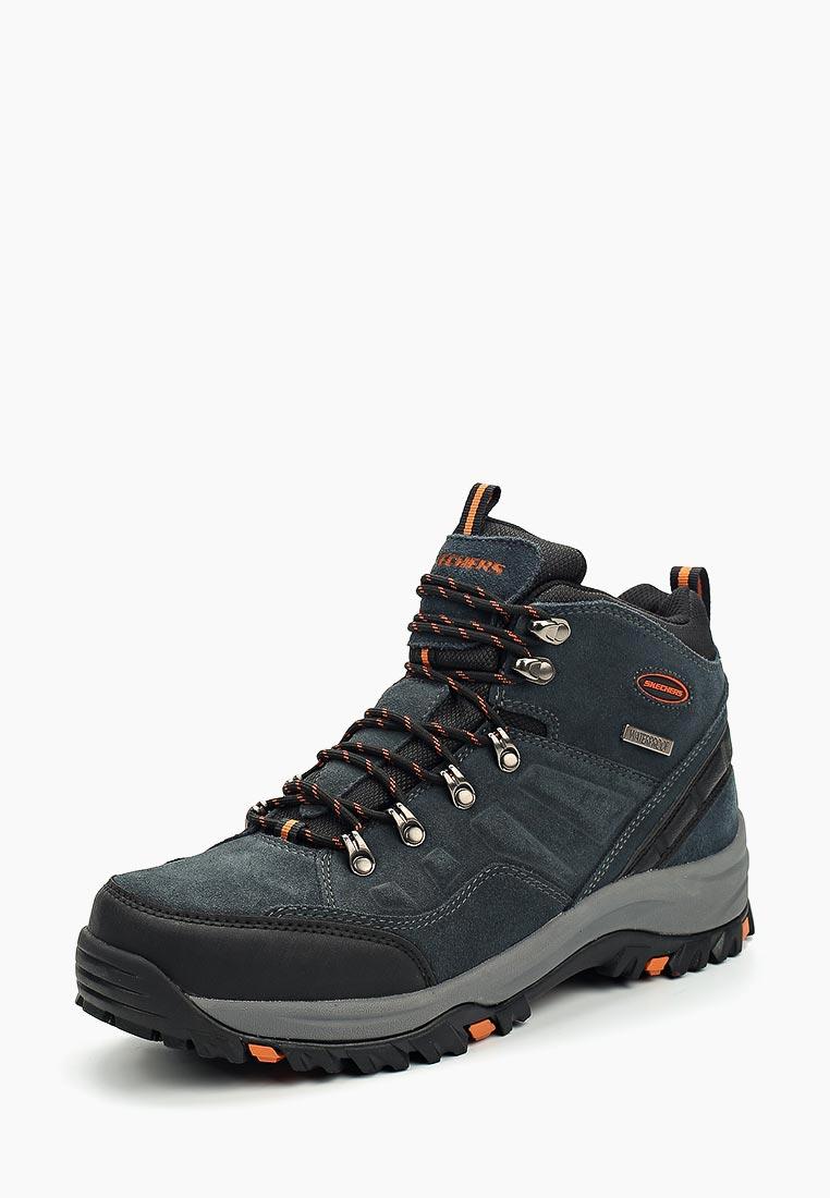 Спортивные мужские ботинки Skechers (Скетчерс) 64869