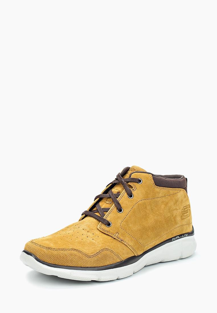 Спортивные мужские ботинки Skechers (Скетчерс) 64937