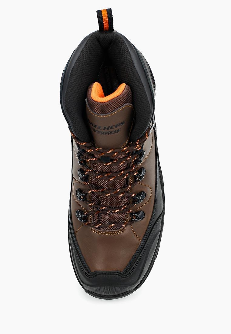 Спортивные мужские ботинки Skechers (Скетчерс) 65115: изображение 4