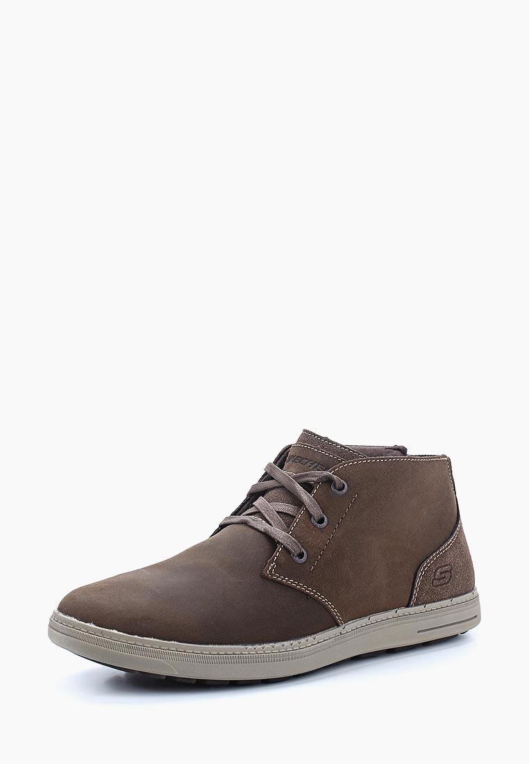 Спортивные мужские ботинки Skechers (Скетчерс) 65140