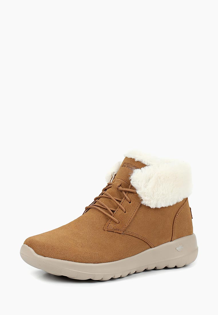 Женские ботинки Skechers (Скетчерс) 15506