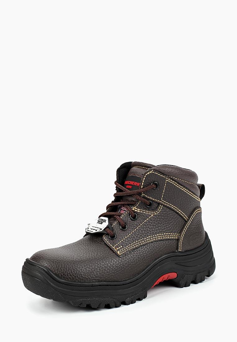 Женские ботинки Skechers (Скетчерс) 77241