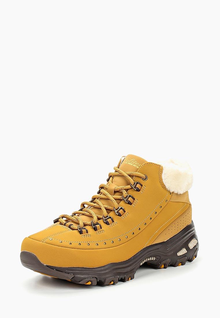Женские ботинки Skechers (Скетчерс) 48813