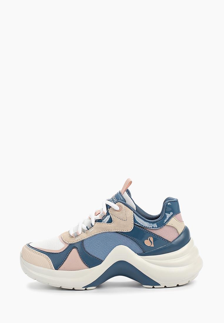 Женские кроссовки Skechers (Скетчерс) 74190