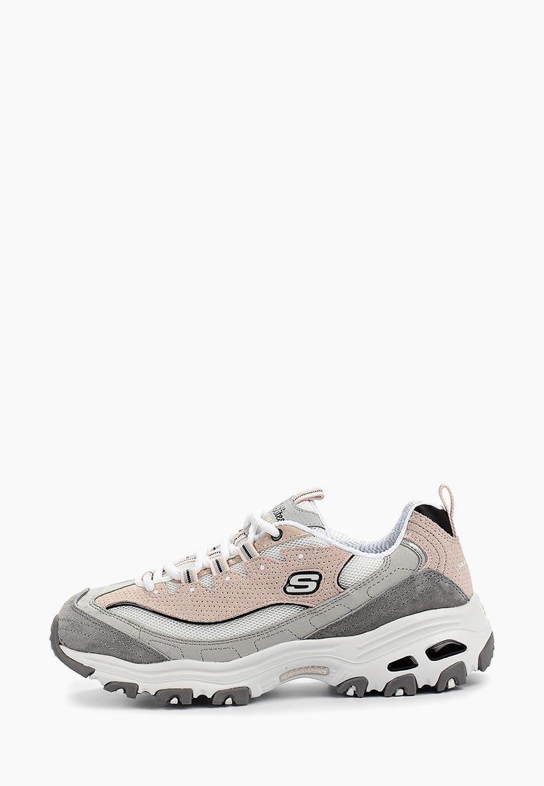 Женские кроссовки Skechers (Скетчерс) 13147