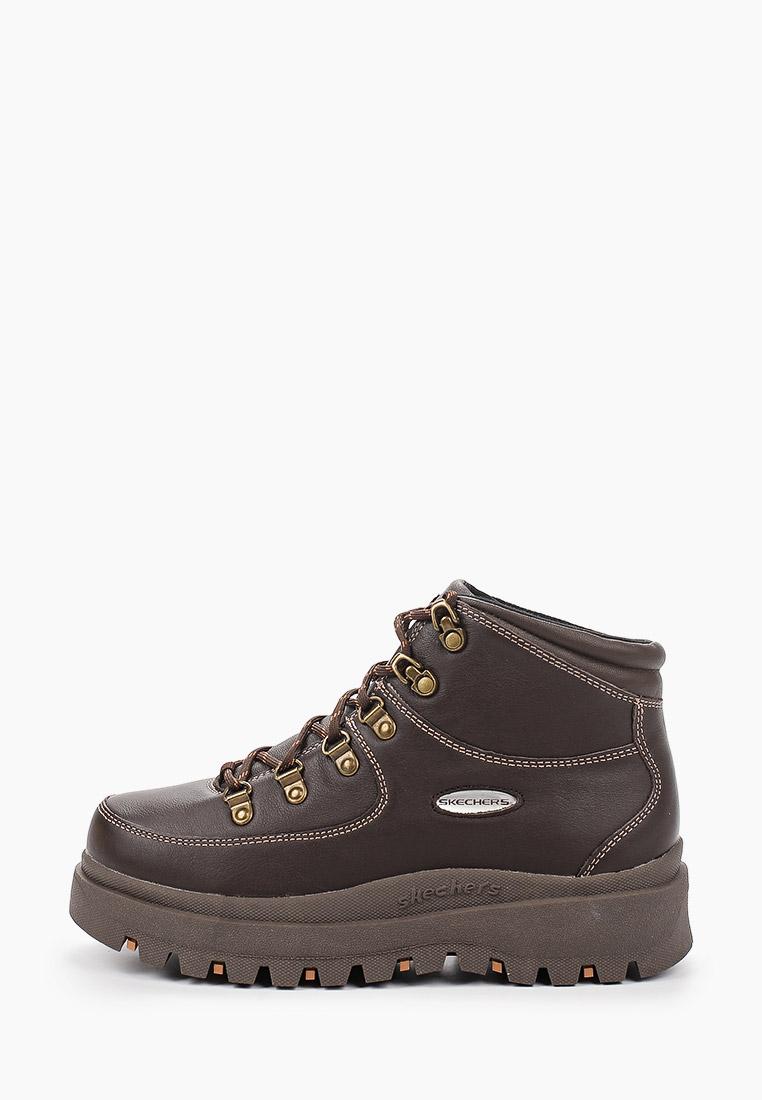 Женские ботинки Skechers 48581