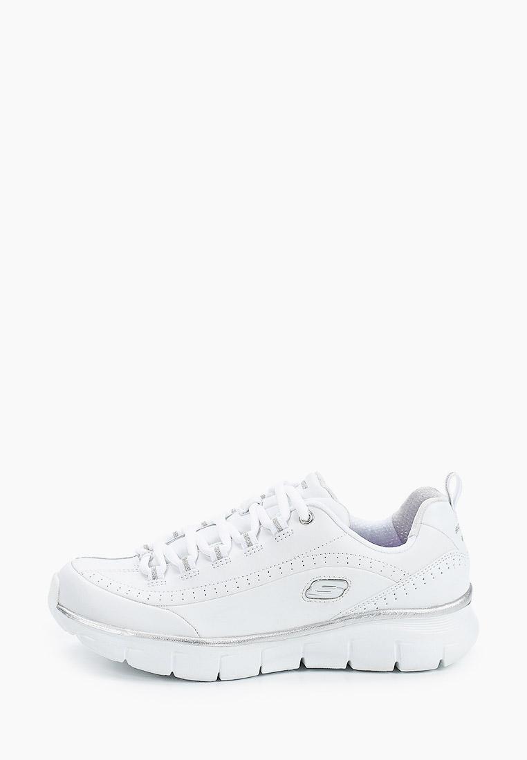 Женские кроссовки Skechers (Скетчерс) 13260