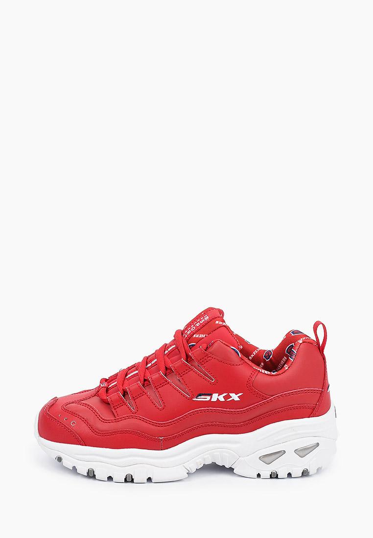 Женские кроссовки Skechers (Скетчерс) 13425