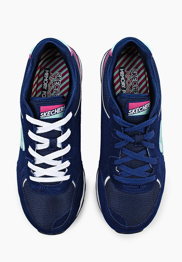 Женские кроссовки Skechers (Скетчерс) 141: изображение 4