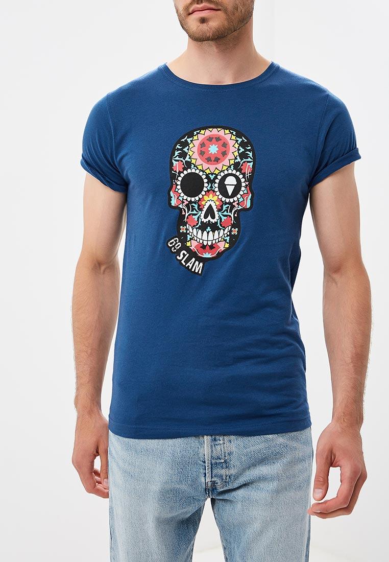 Спортивная футболка 69slam MTGFKS-NV