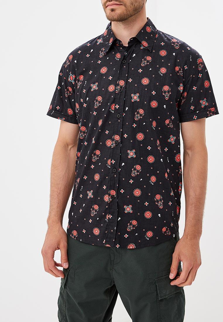 Рубашка с коротким рукавом 69slam MFHFKS-BK