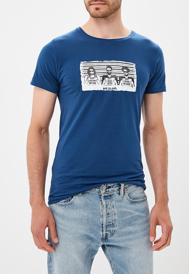 Спортивная футболка 69slam MTGUSU-NV