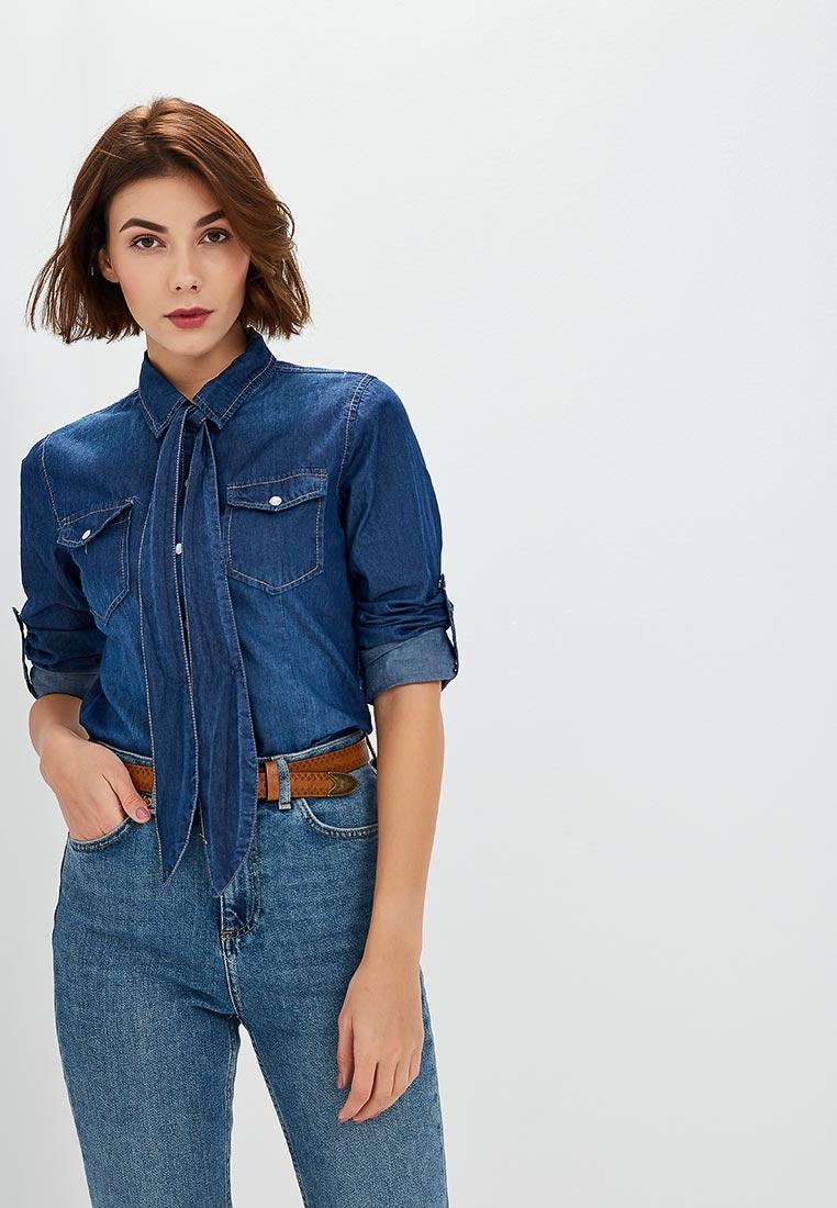 Женские джинсовые рубашки Softy K8207