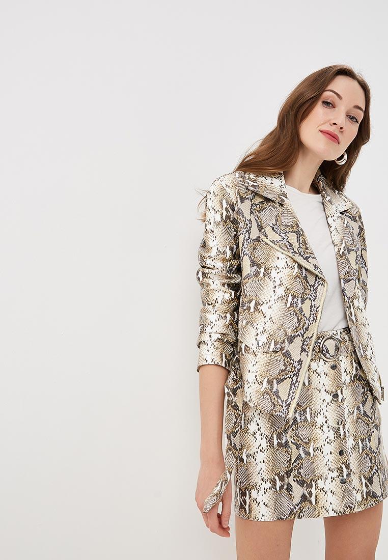 Кожаная куртка Softy S9535
