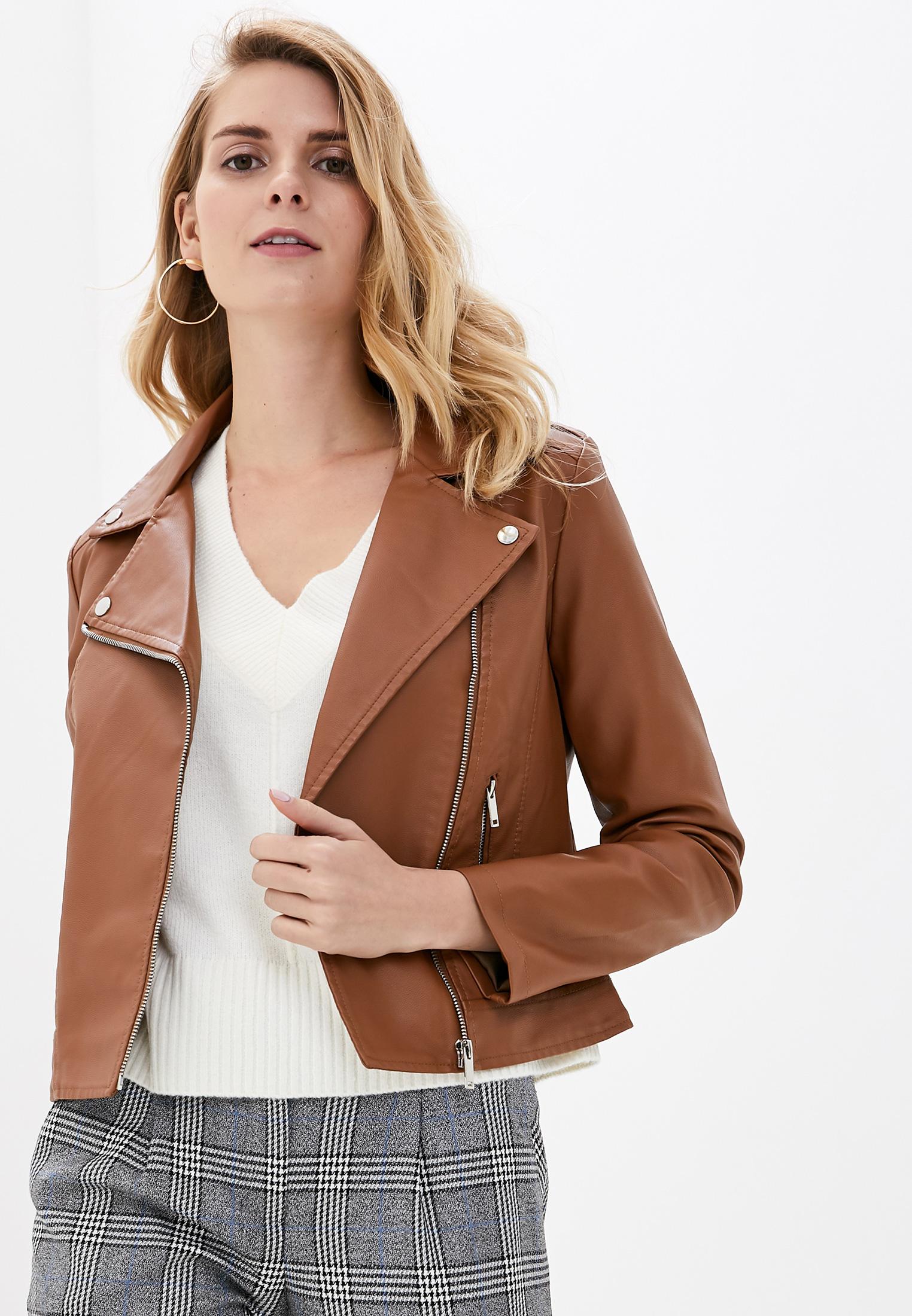 Кожаная куртка Softy S9516