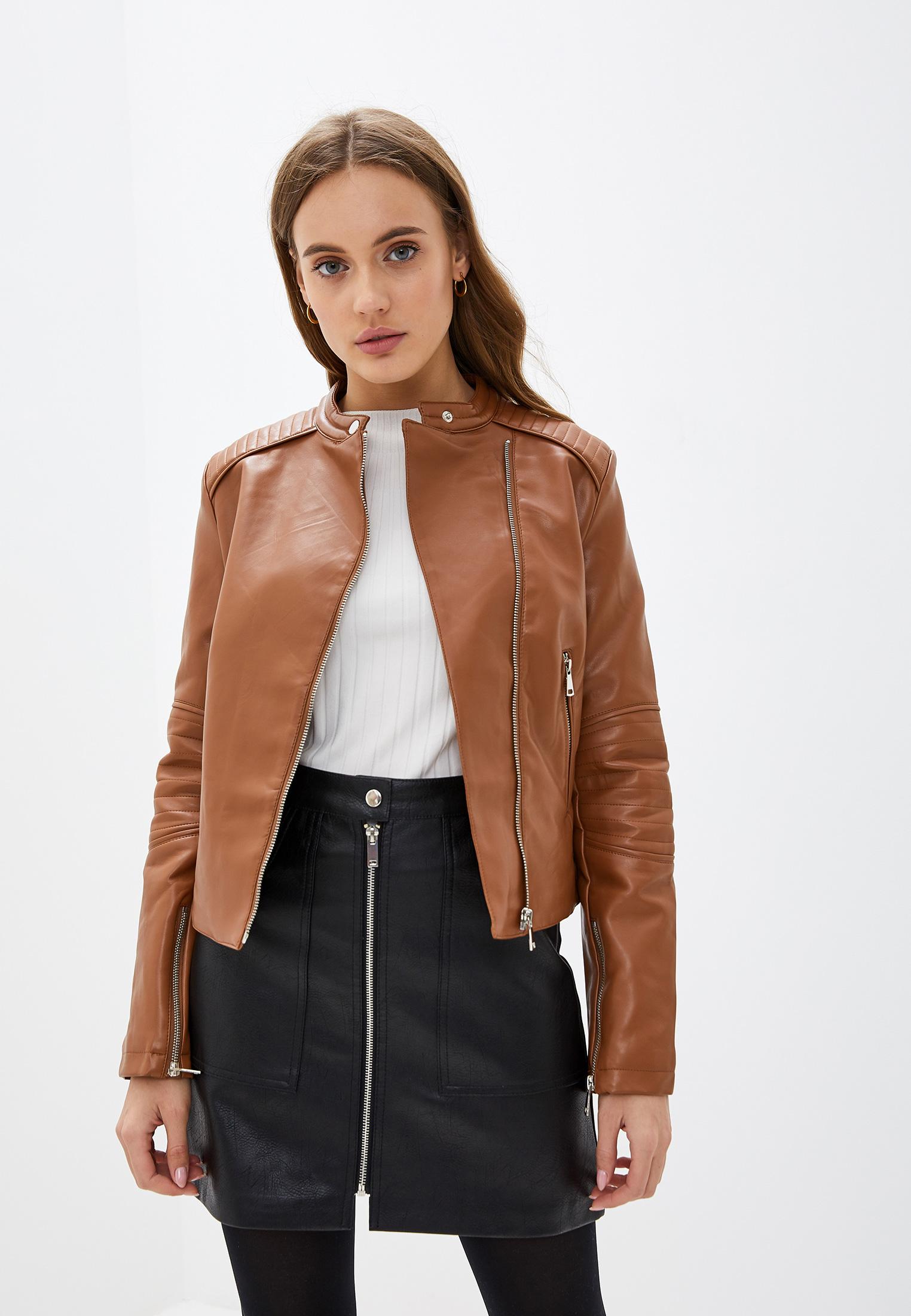 Кожаная куртка Softy S9580
