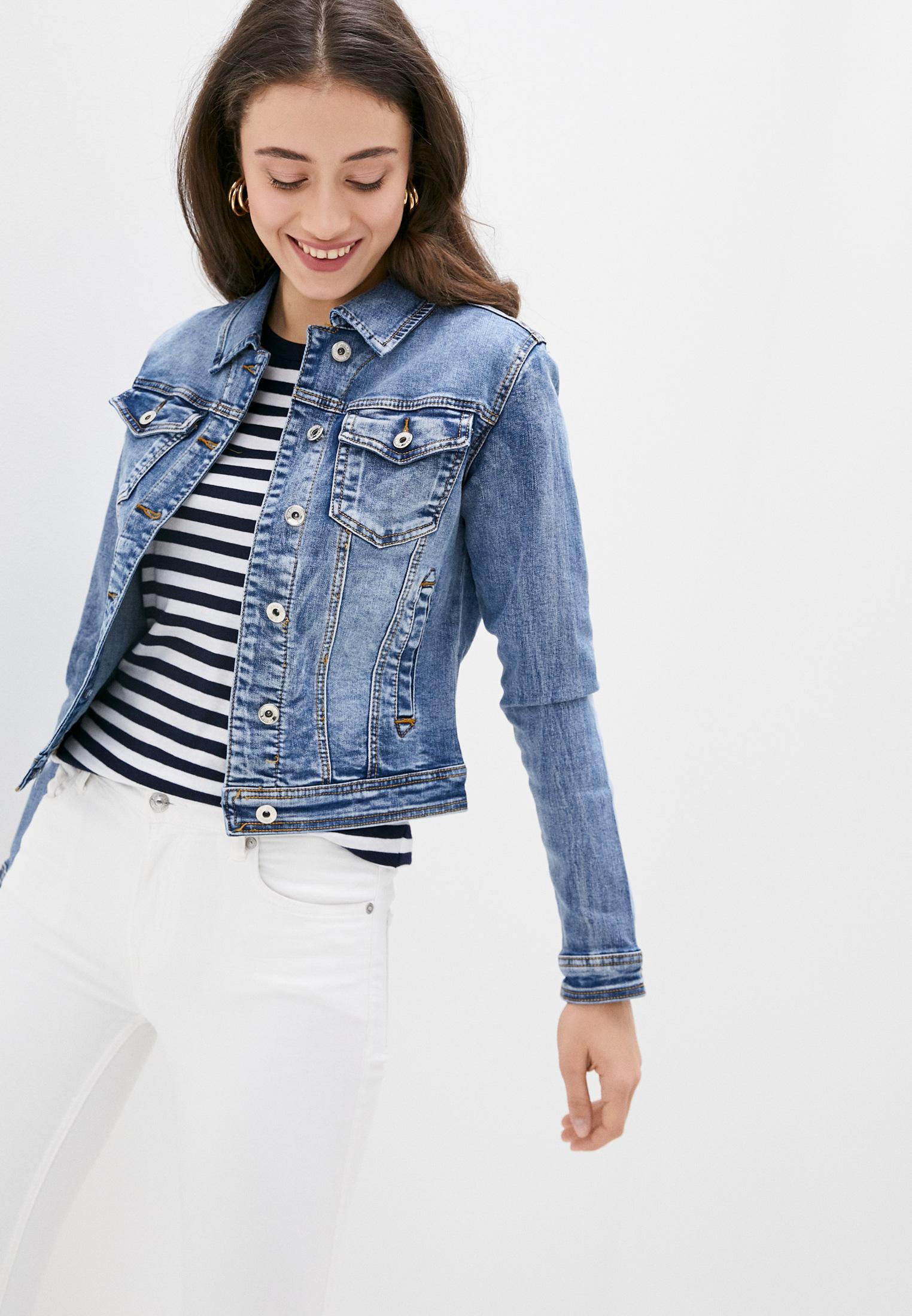 Джинсовая куртка Softy J9021