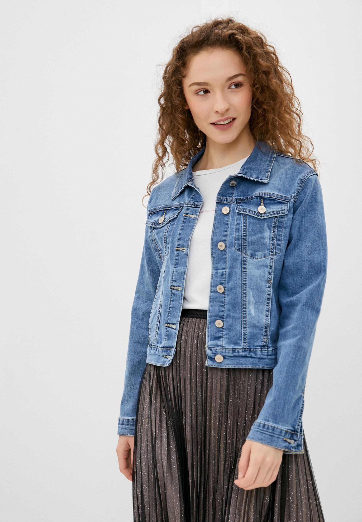 Джинсовая куртка Softy K20201